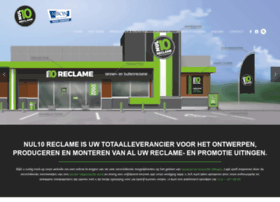 Nul10reclame.nl thumbnail