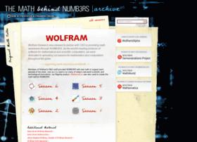 Numb3rs.wolfram.com thumbnail