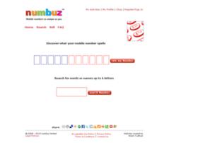 Numbuz.co.uk thumbnail