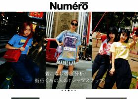 Numero.jp thumbnail