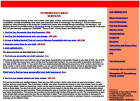 Numerologyhelp.com thumbnail