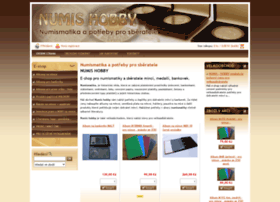 Numis-hobby.cz thumbnail
