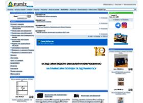 Numiz.com.ua thumbnail