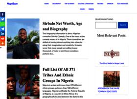 Nupebaze.com.ng thumbnail