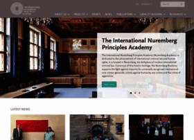 Nurembergacademy.org thumbnail