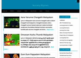 Nurseryrhymesvideo.melbia.com thumbnail