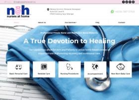 Nursesathome.com.my thumbnail