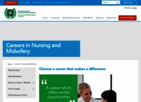 Nursingcareers.ie thumbnail