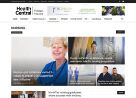 Nursingreview.co.nz thumbnail