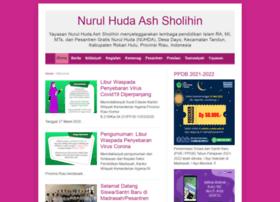 Nurulhudaashsholihin.or.id thumbnail