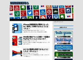 Nurumayu.net thumbnail