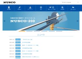 Nusco.net thumbnail