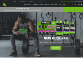 Nutritechfit.com thumbnail
