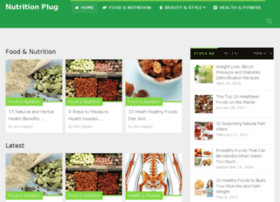 Nutritionplug.com thumbnail