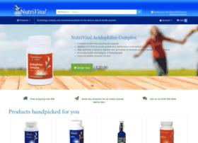 Nutrivital.co.uk thumbnail