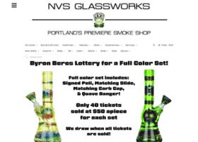 Nvsglassworks.com thumbnail