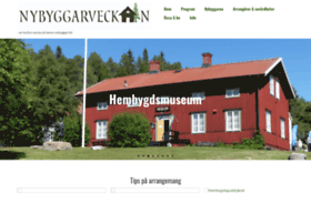 Nybyggarveckan.se thumbnail