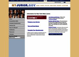 Nyjuror.gov thumbnail