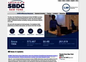 Nysbdc.org thumbnail