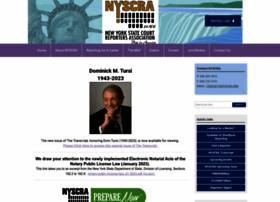 Nyscra.org thumbnail