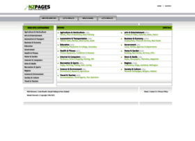 Nzpages.co.nz thumbnail