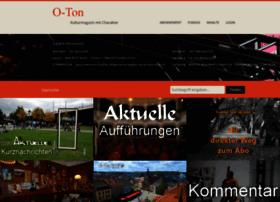 O-ton.online thumbnail