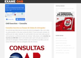 Oab.pro.br thumbnail