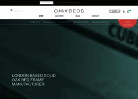 Oakbeds.co.uk thumbnail