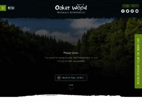 Oakerwoodleisure.co.uk thumbnail