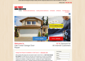 At wi 19 svc garage door for Garage door repair oak lawn il