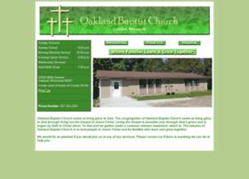 Oaklandbaptistministries.org thumbnail