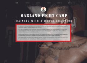 Oaklandfightcamp.com thumbnail