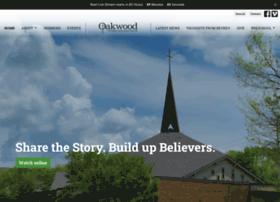 Oakwoodcrc.org thumbnail