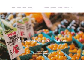 Oakwoodfarmersmarket.org thumbnail