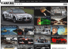 Oarf.ru thumbnail