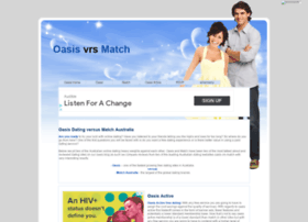 Oasiscom dating site active