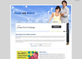 Oasis.com.au thumbnail