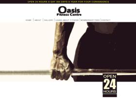 Oasisfitness.com.au thumbnail