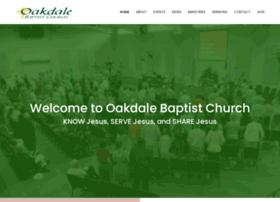 Obcbaptist.org thumbnail