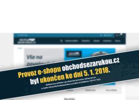 Obchodsezarukou.cz thumbnail