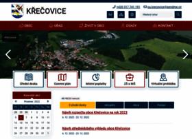 Obec-krecovice.cz thumbnail