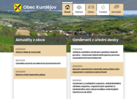 Obec-kurdejov.cz thumbnail