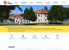 Obecdysina.cz thumbnail