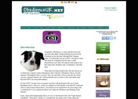 Obedienceuk.net thumbnail
