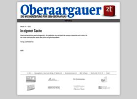 Oberaargauer.ch thumbnail