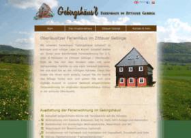 Oberlausitz-ferienhaus.de thumbnail