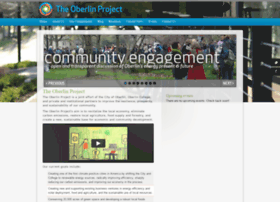 Oberlinproject.org thumbnail