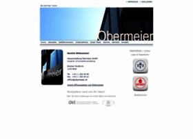 Obermeier.at thumbnail