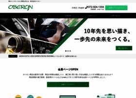 Oberonjp.co.jp thumbnail