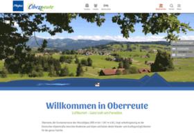 Oberreute.de thumbnail